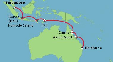 P Amp O Australia Cruise 2018 2019 Deals Cheap Cruises Cruise Guru