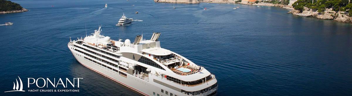 Ponant Cruises Luxury Yacht Cruises Cruise Guru - Ponant cruises