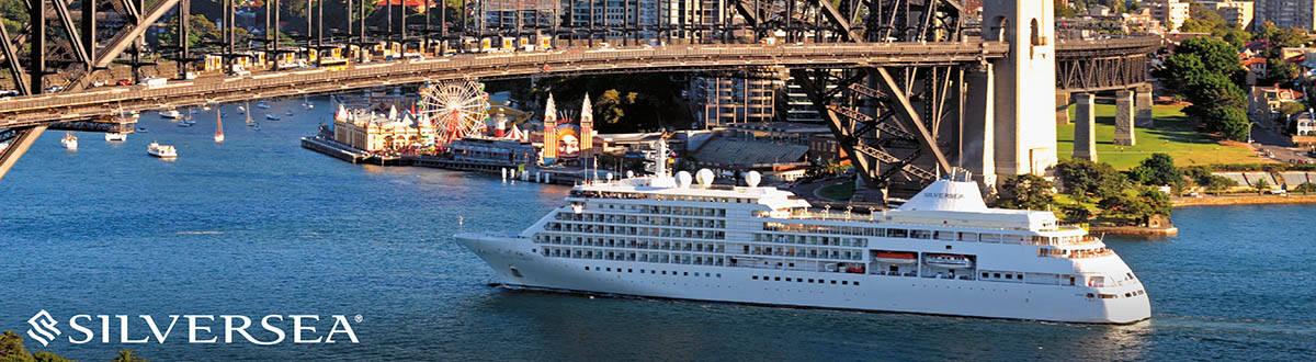 silversea cruises line