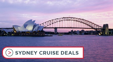 check Sydney cruises deals online