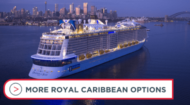 Royal Caribbean Cruises From Australia
