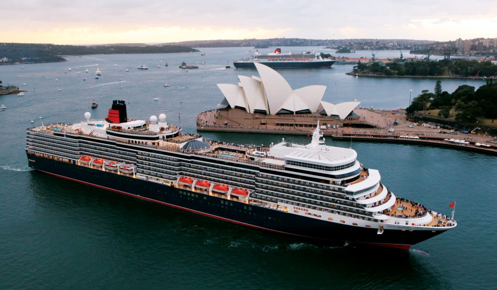 Cunard Cruises New Reduced Rates On Cunard Voyages