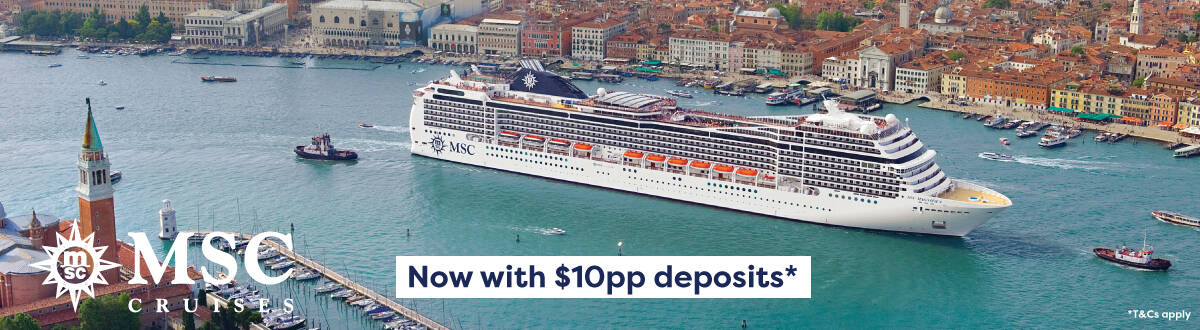 MSC Cruises | New Reduced Rates and Exclusive Deals | Cruise