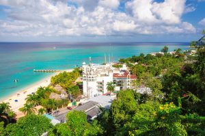 Jamaica beach, Montego Bay
