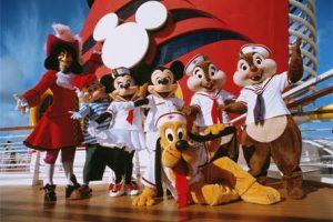 The Disney Cruises Crew