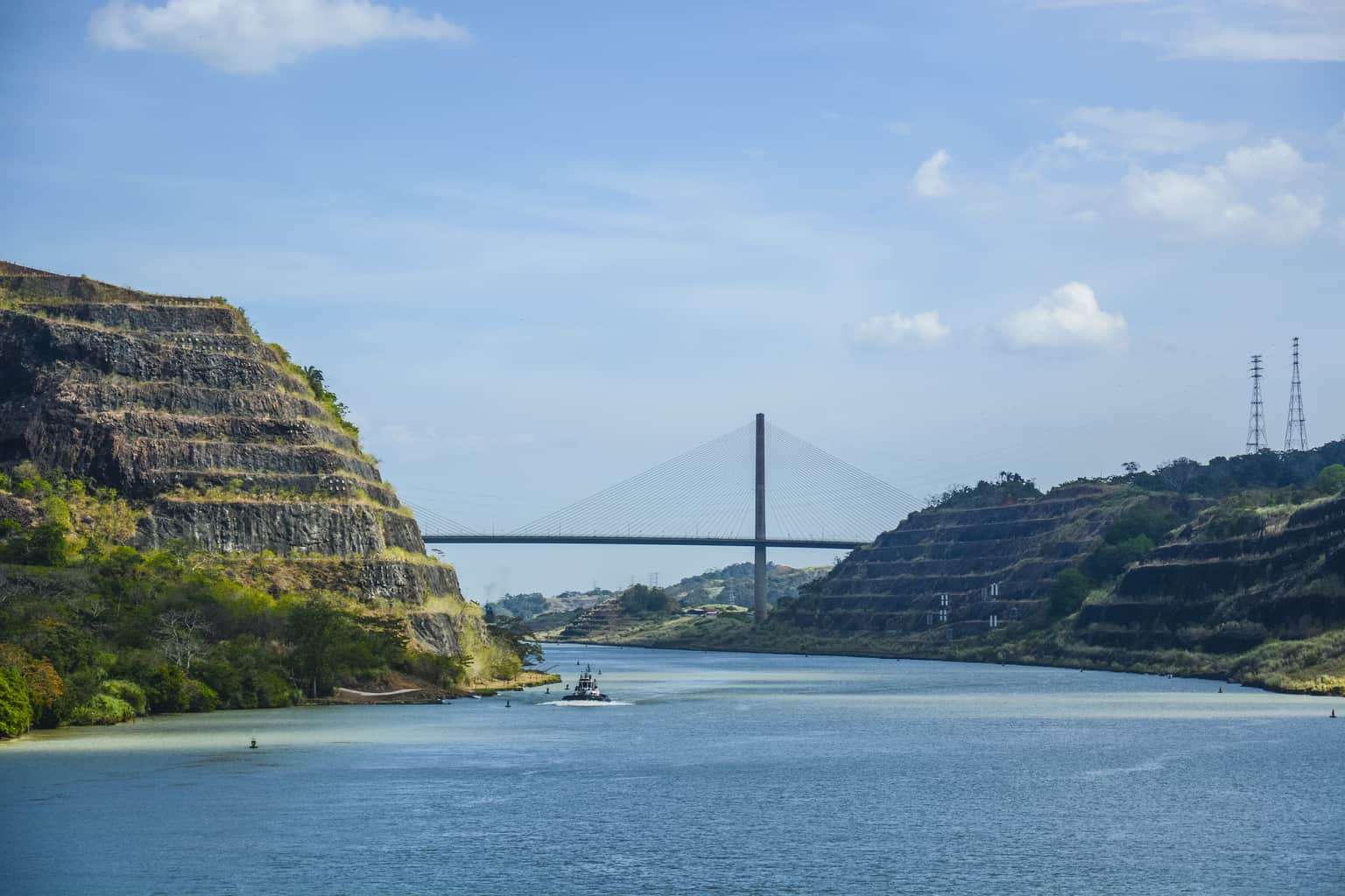 Panama Canal Cruises   Full and Partial Canal Crossings