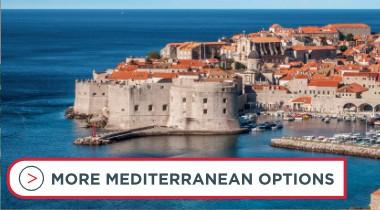 Mediterranean cruises Deals