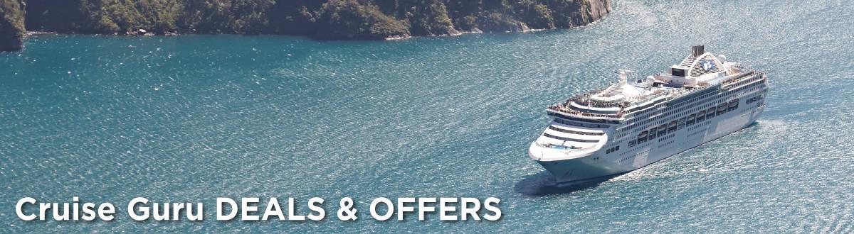 Cruise Deals | Massive Savings up to 80% | Cruise Guru