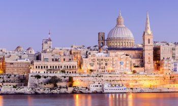 Cruises from Valetta