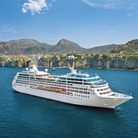 27 Night Europe Cruise