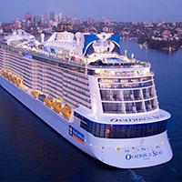 19 Night Transpacific Cruise