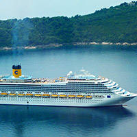5 Night Pacific Asia Cruise